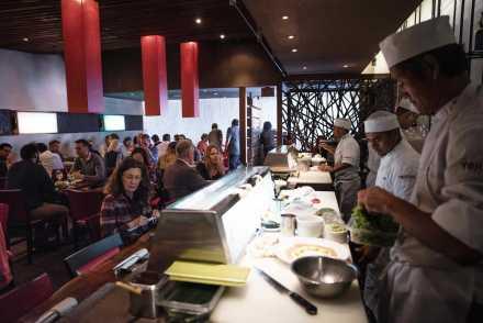 SHU Sushi House Unico Restaurant