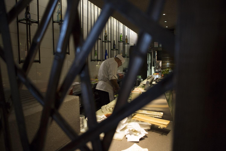 Sushi House Unico Kitchen
