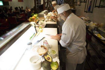 Sushi House Unico Staffs