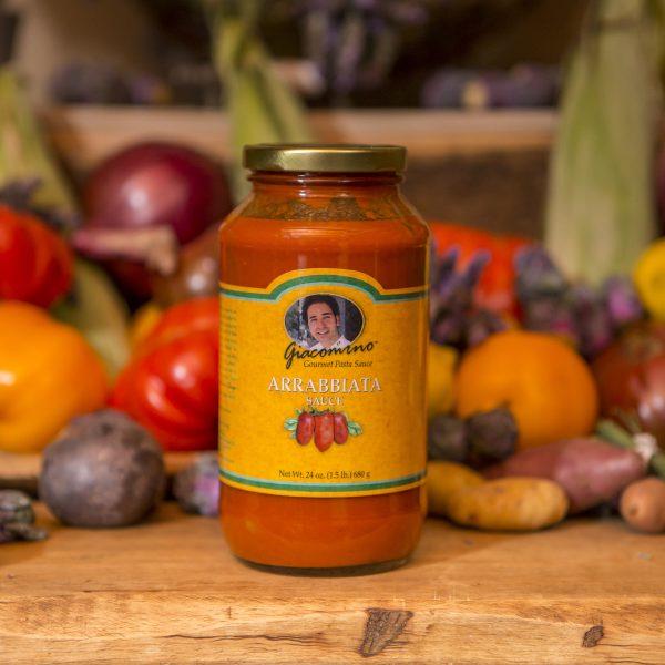 Giacomino Gourmet Arrabbiata Sauce 24 oz