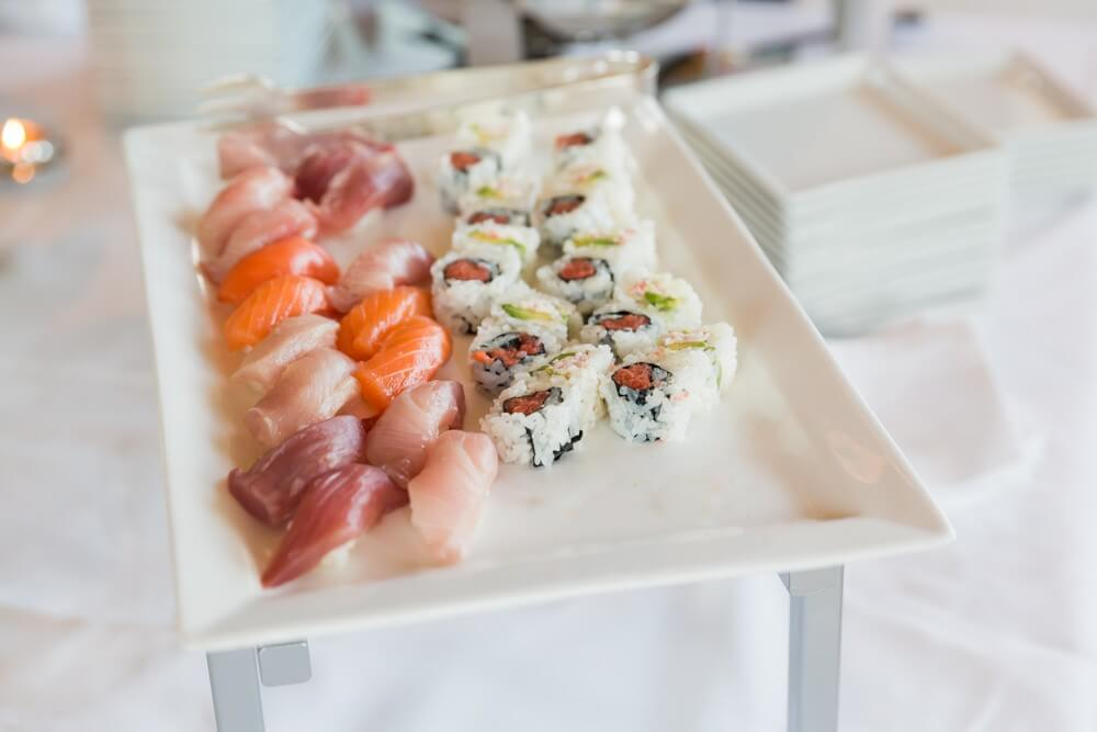 Catering Events - Sushi-140539203
