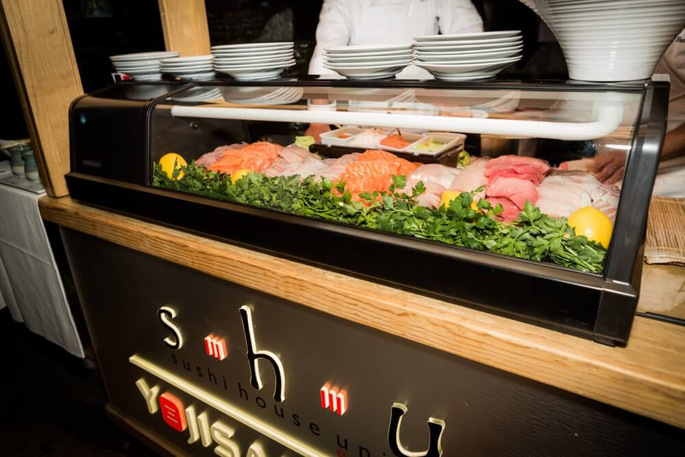Catering Events - Sushi Cart-780744578