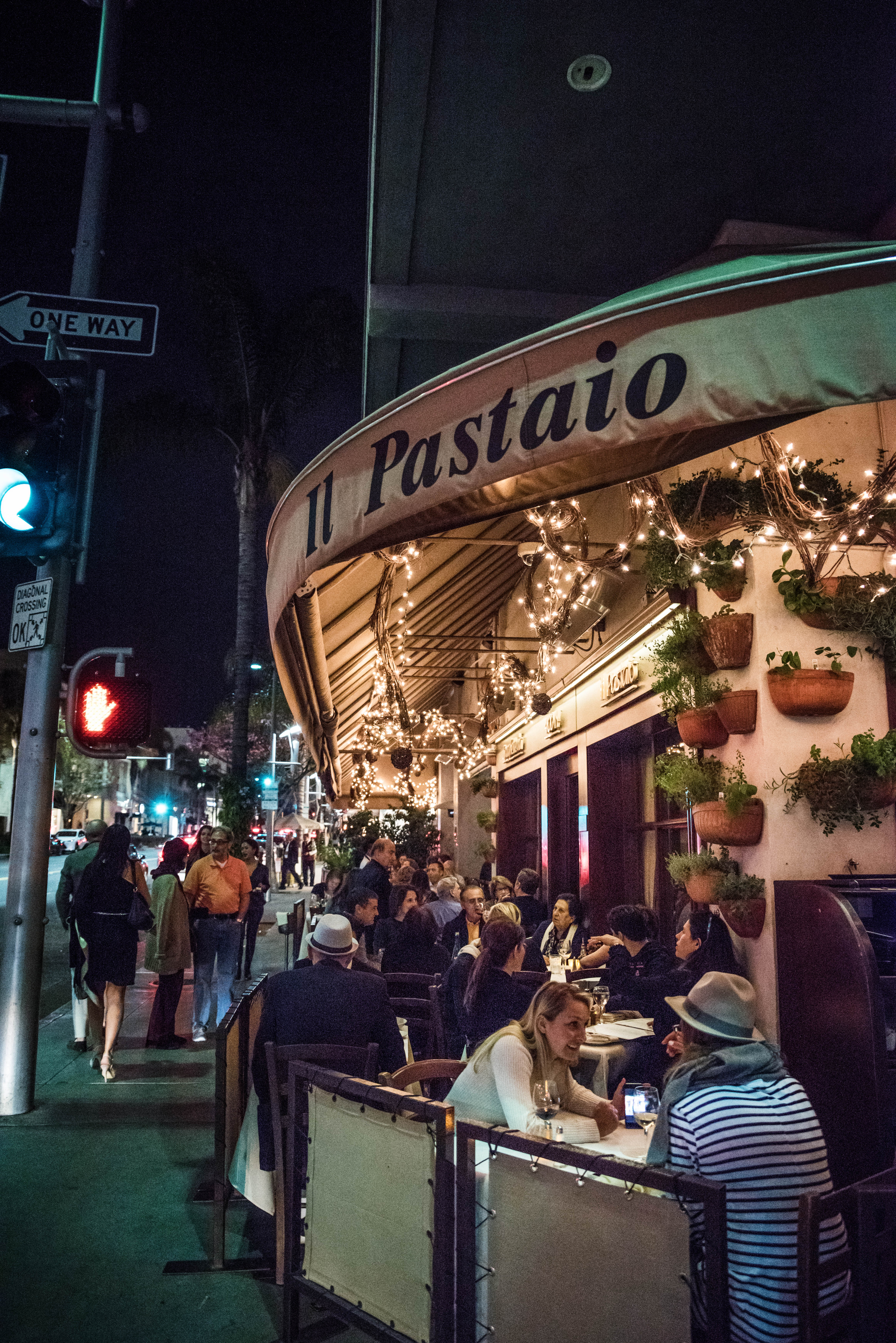 Il Pastaio Beverly Hills Giacomino Drago Restaurants