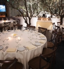 Il Pastaio - Private Dining Table Arrangement