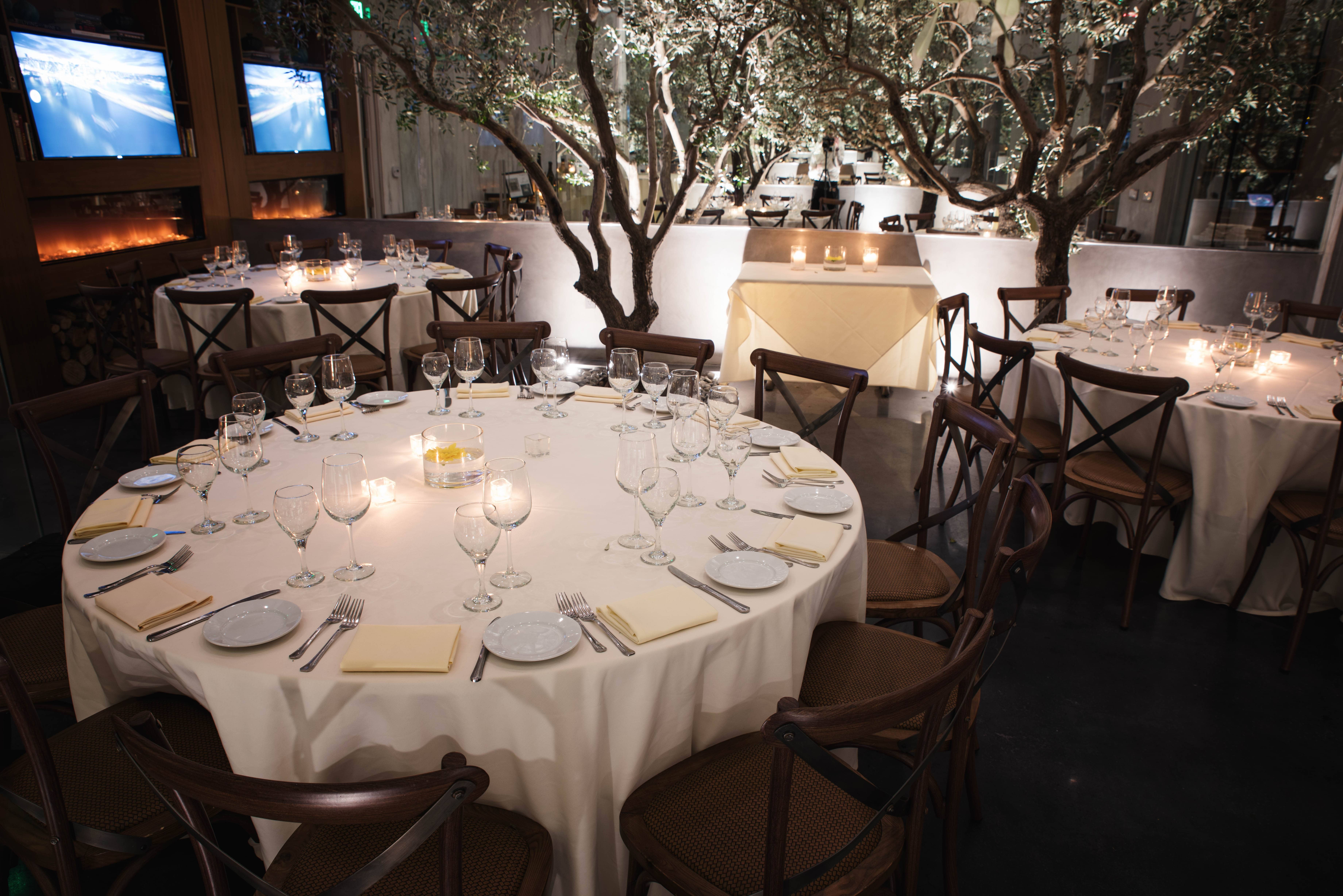 Il Pastaio - Private Dining Table Arrangement-2074724523