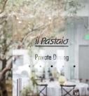 Il Pastaio - Private Dining Entry