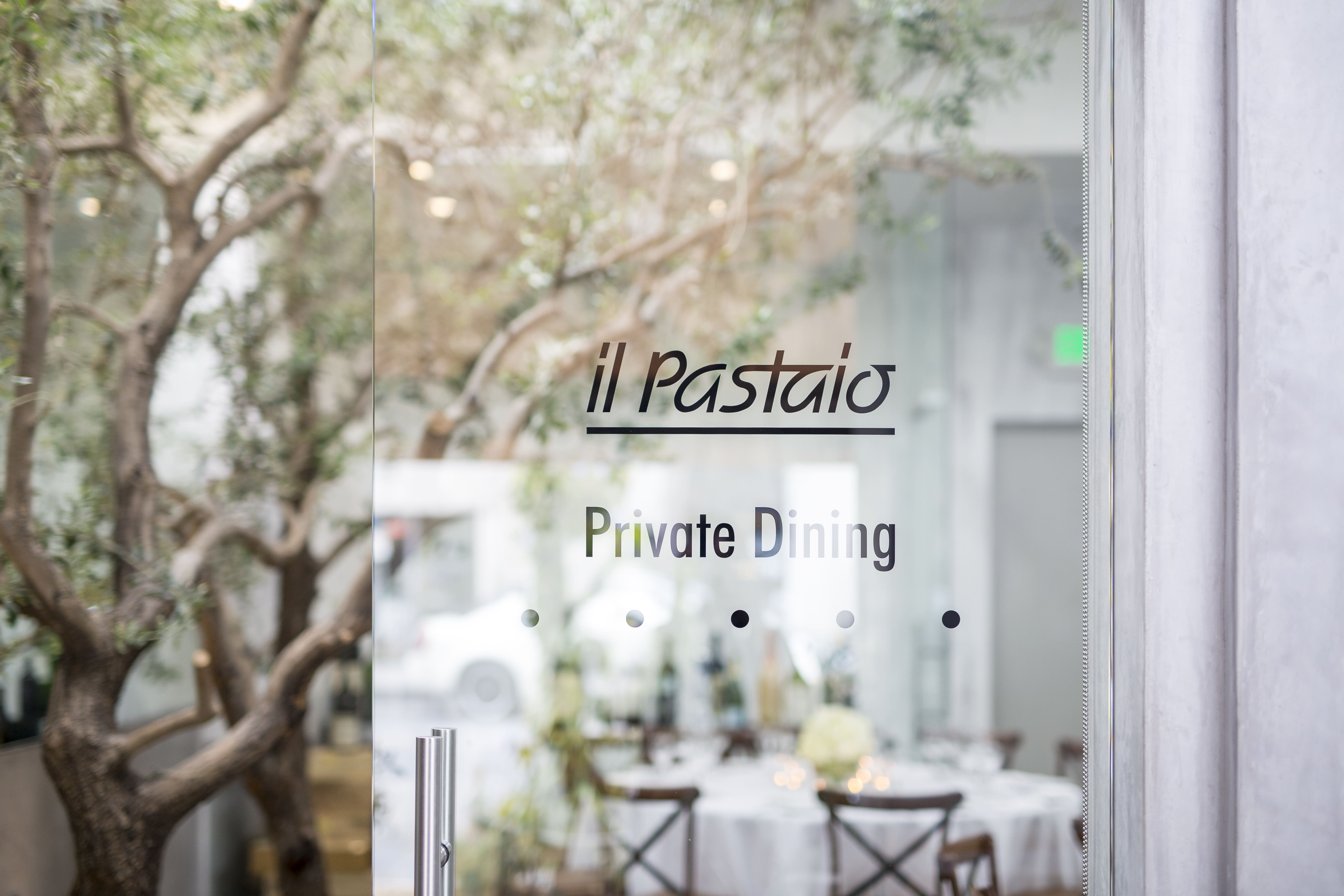 Il Pastaio - Private Dining Entry-1085123686