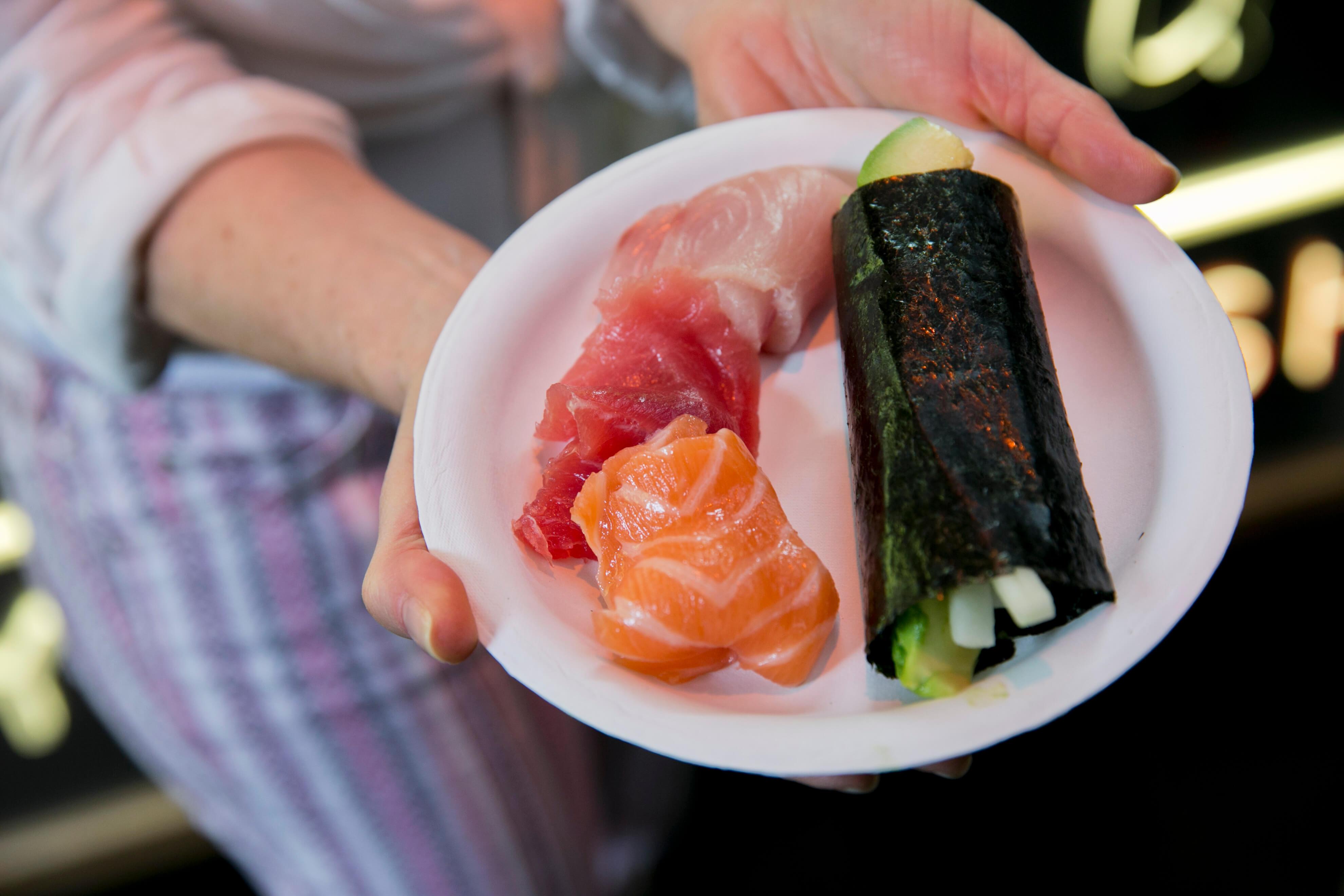 SHU - Sushi-1400977489