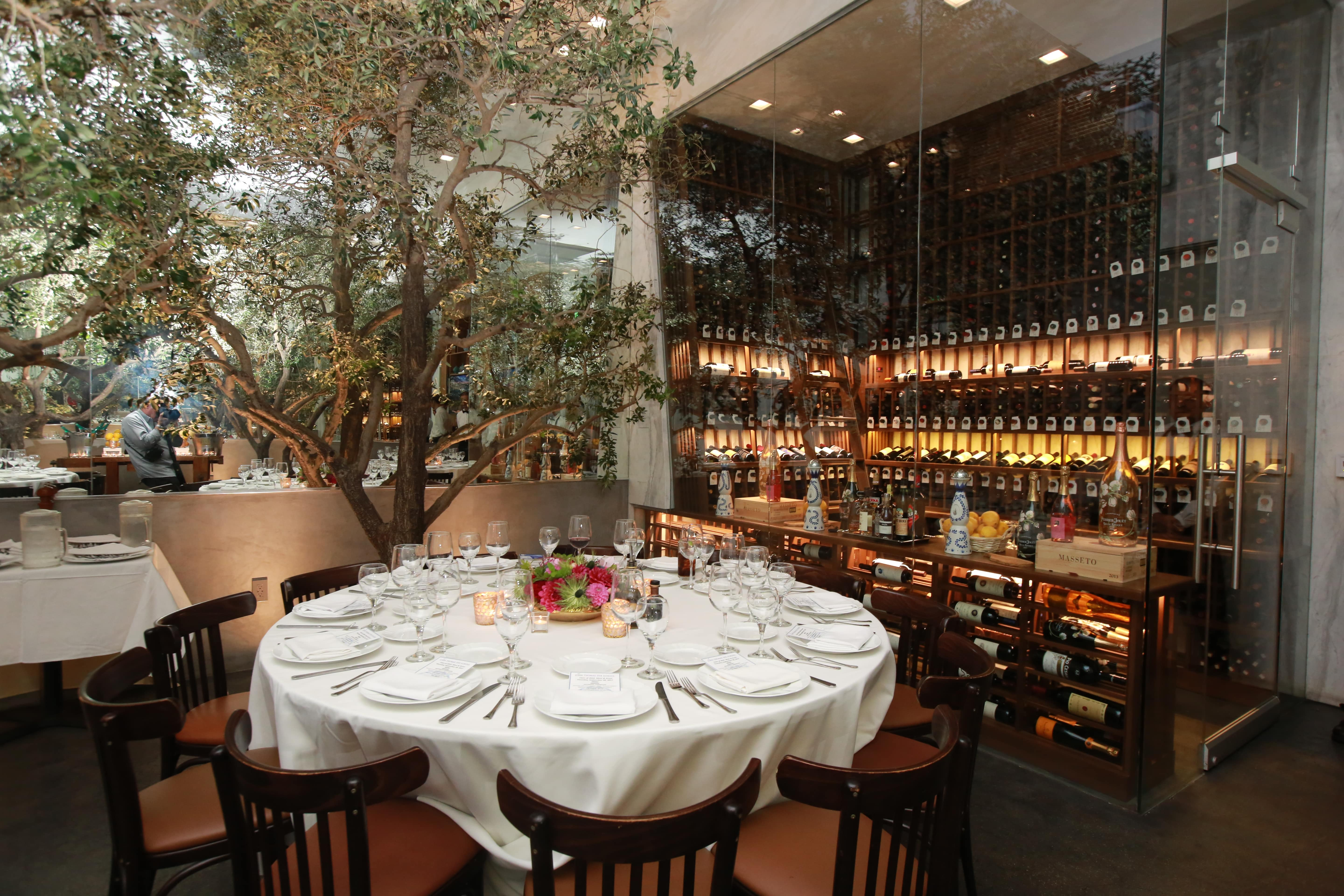 Il Pastaio - Private Dining Cellar-2121044664