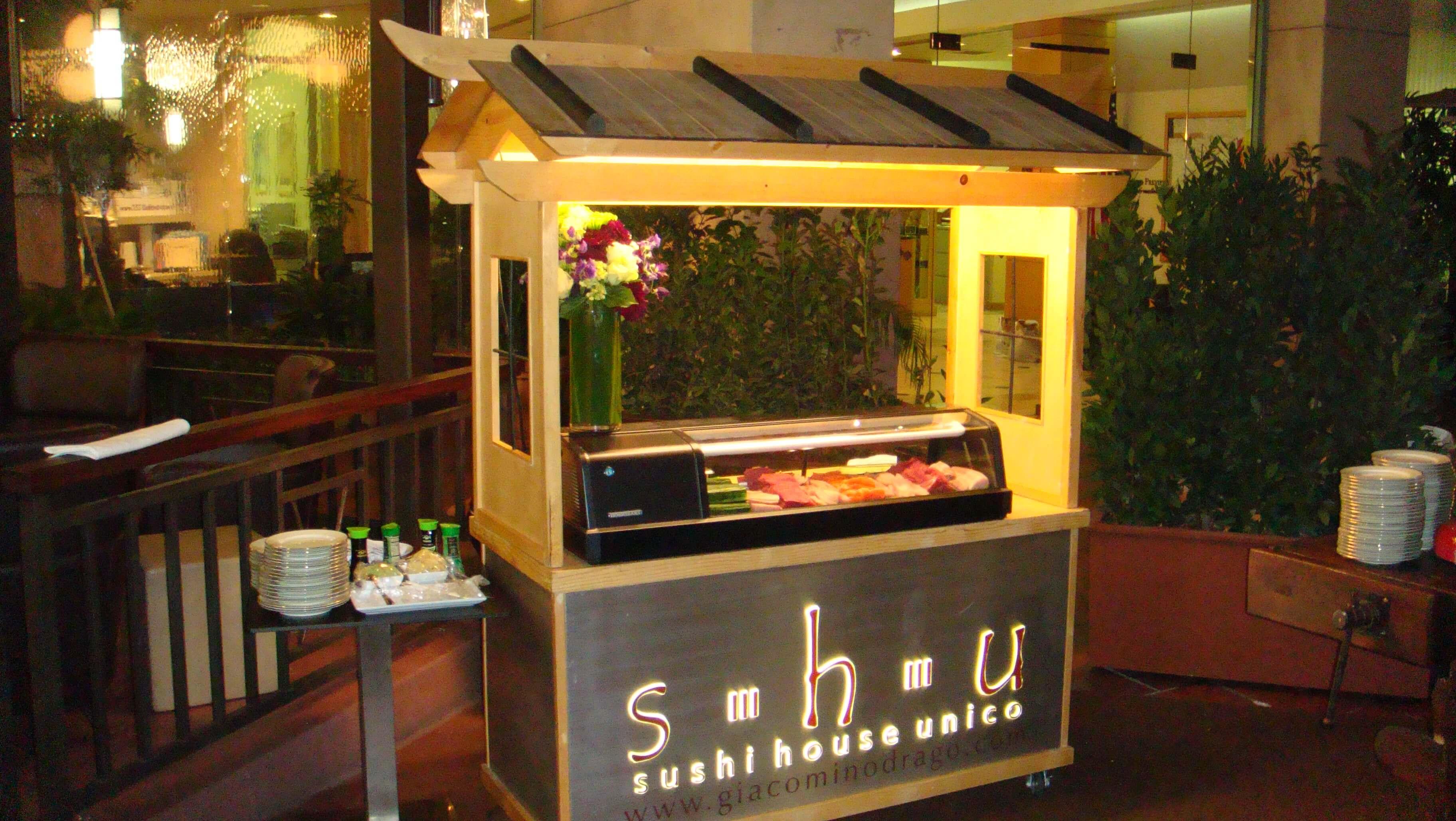 SHU - Sushi Cart-682366949
