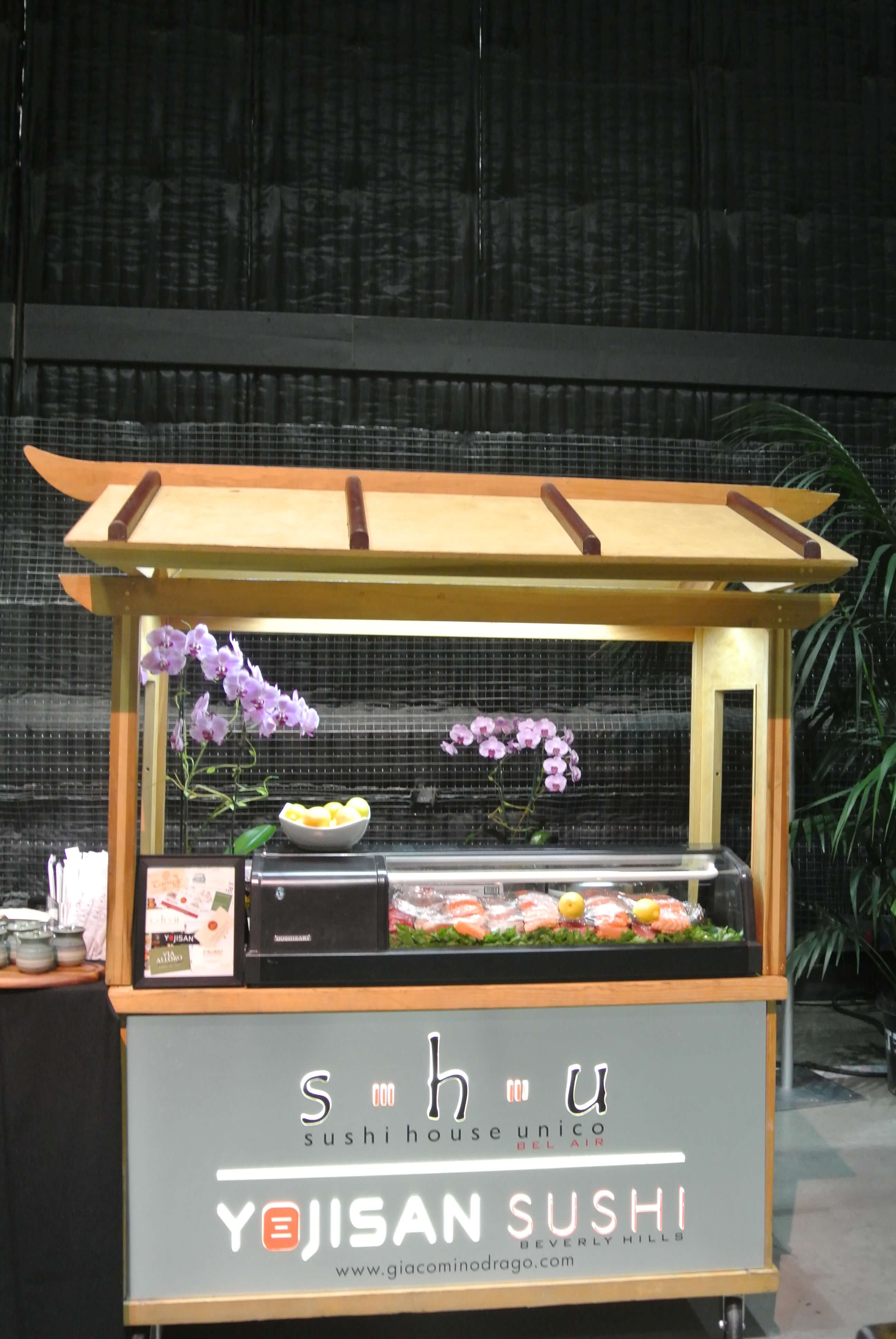 SHU - Sushi Cart-919294524