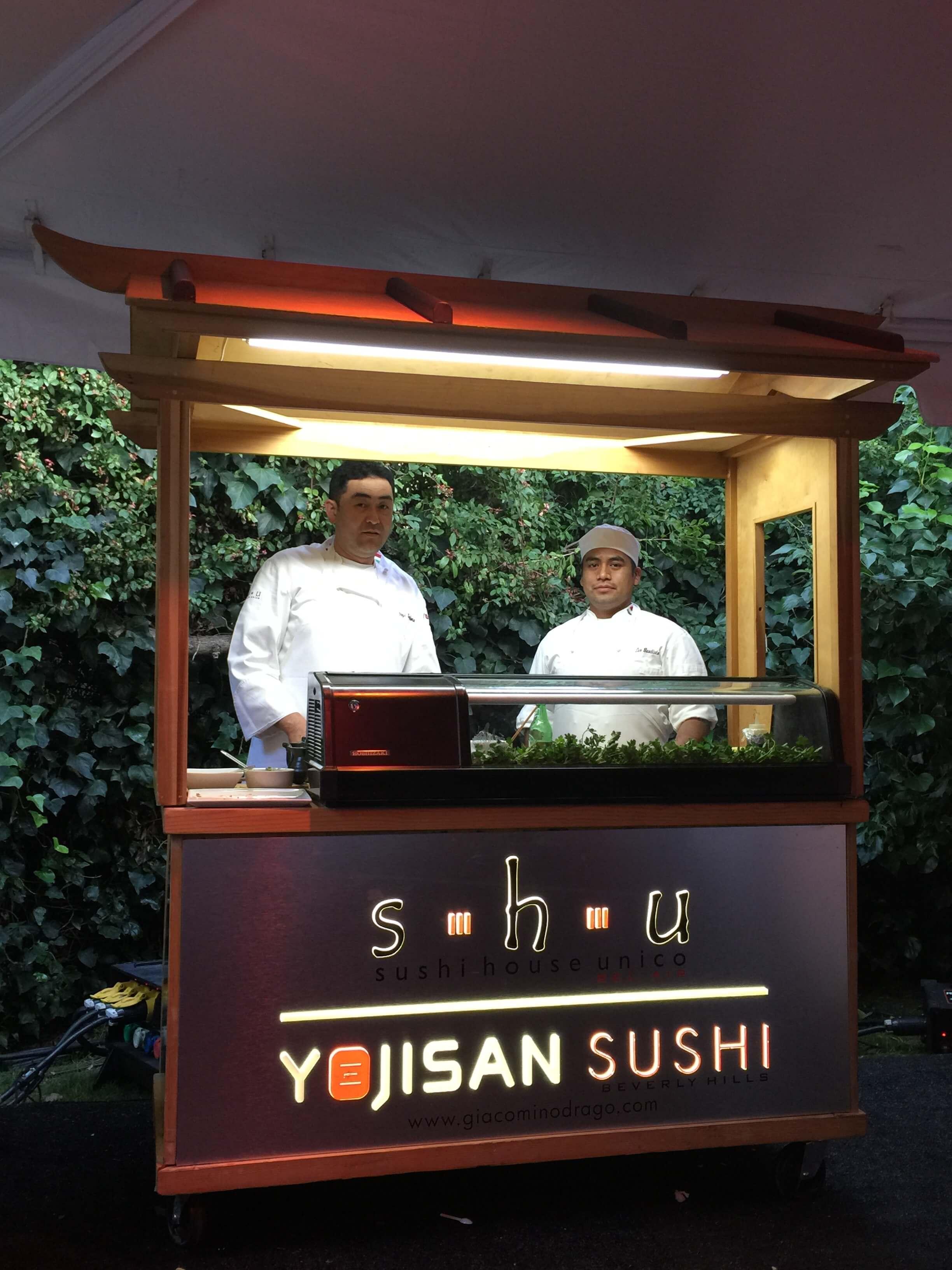 SHU - Sushi Cart-1862779573